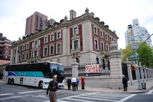 The Cooper Hewitt Smithsonian Design Museum, 2 East 91st Street, New York City