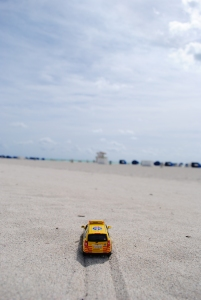 Exploring Miami Beach