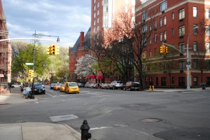 106th Street (Duke Ellington Bvd) / Central Park West, New York City