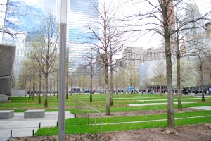 World Trade Center Memorial, New York City
