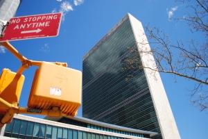 UN Building, New York City