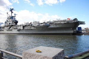Intrepid Sea, Air & Space Museum, Pier 86 W 46th St and 12th Ave, New York City