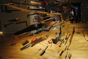 A variety of tools, The Cooper Hewitt Smithsonian Design Museum, 2 East 91st Street, New York City