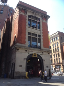 Hook & Ladder 8, 14 N More Street, New York City