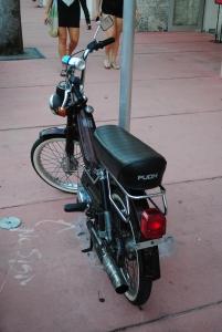 Puch Maxi, Miami Beach