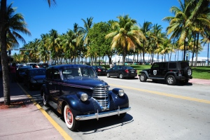 Oldsmobile 8, Ocean Drive, Miami Beach