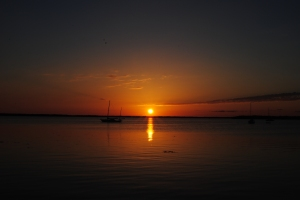 Sunset, Key Largo