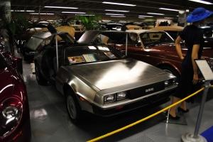 DeLorean DMC 12, Automobile Museum, Tallahassee