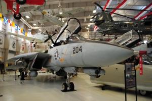 Grumman F14D - Tomcat, National Museum of Naval Aviation, Pensacola