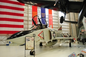 McDonnell Douglas F-4 Phantom II, National Museum of Naval Aviation, Pensacola