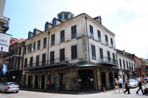 Girod House, 500 Chartres Street, New Orleans