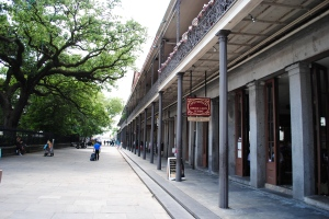 St. Peter Street, New Orleans