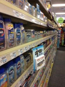 Acid reducer tablets, CVS Pharmacy, Miami Beach