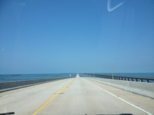 US Route 1 between Bahia Honda Key and Key West