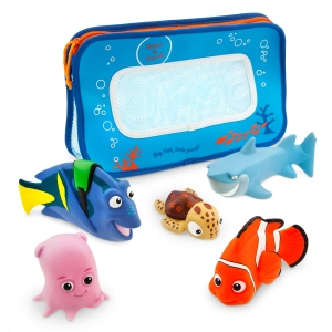 Nemo & friends plastic toys, Pixar Animation Studios, Walt Disney Pictures