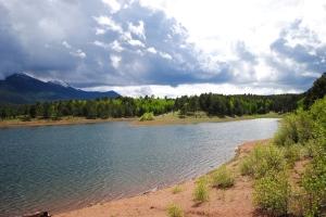 Crystal Creek Reservoir, Pikes Peak
