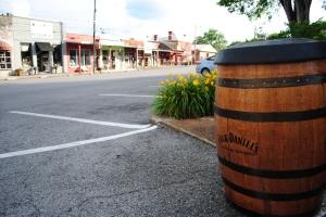 Town square, Lynchburg
