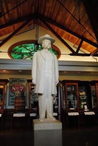 Statue of Jack Daniel, Jack Daniel's, Lynchburg