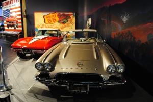 Corvette C2, National Corvette Museum, Bowling Green