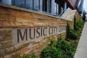 Music City Center, Fifth Avenue South, Nashville