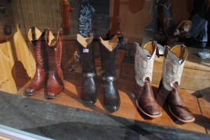 Cowboy boots for sale, Broadway, Nashville