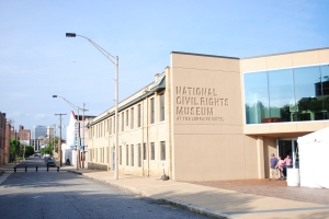 National Civil Rights Museum, 450 Mulberry Street, Memphis