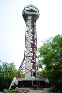 Lookout Tower, Hot Springs National Park, Arkansas