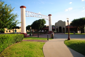Entry Gate, Stockyards, Fort Worth