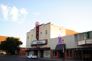New ISIS Theatre, Stockyards, Fort Worth