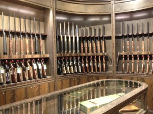 Rifles, Bass Pro Shops, Memphis