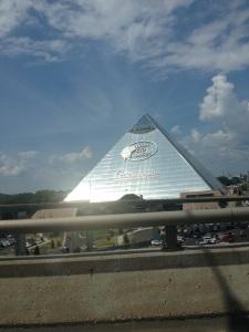 The Pyramid, Memphis