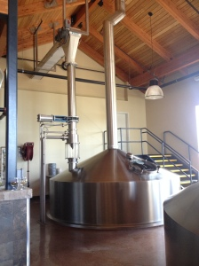 Bühler mill, Odell Brewing, Fort Collins