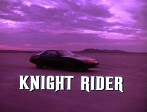 Knight Rider Intro