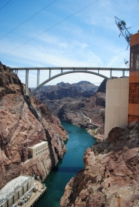 Hoover Dam, Arizona & Nevada