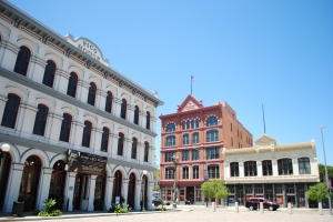 Pico House, Downtown, Los Angeles, California
