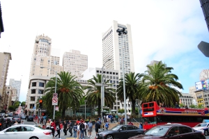Union Square, San Francisco, California