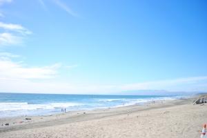 Pacific Ocean near San Francisco, California