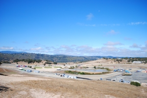 View of turns 1 to 5 from turn 8