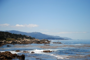 Cypress Point Lookout, 17-mile Drive, Pebble Beach, California