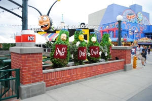 Duff Brewery, Universal Studios Hollywood, California