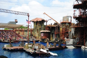 Waterworld, Universal Studios Hollywood, California