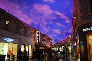 Forum Shops at Ceasars Palace, Las Vegas