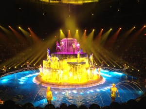 Le Rêve - The Dream, Wynn Casino, Las Vegas Nevada