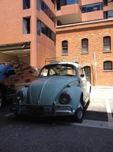 Volkswagen Käfer (Beetle), San Francisco, California