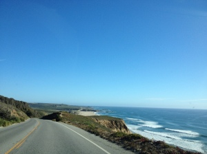 Pacific Coast Highway - US Route 1 South