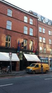 Kellys Hotel, South Great Georges Street, Dublin, Ireland