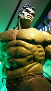 The Hulk, Disney Store, Crafton Street, Dublin