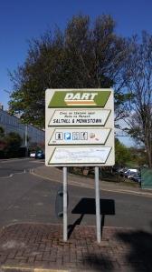 DART Station, Monkstown, County Dublin, Ireland