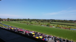 Derrinstown Stud Derby Trial, Leopardstown Racecourse
